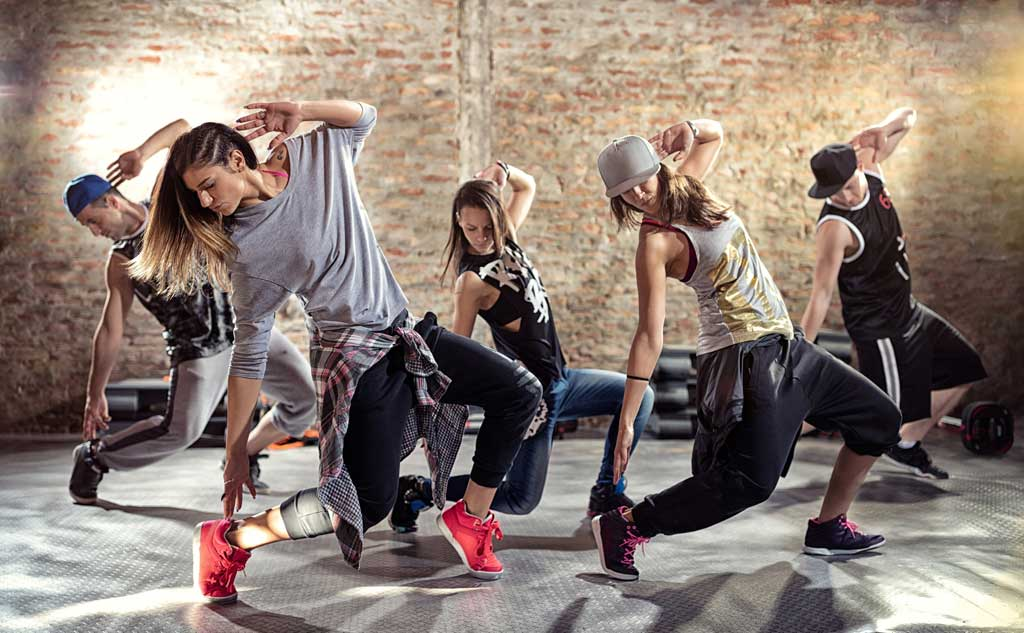 Clases de baile moderno funky en madrid retiro