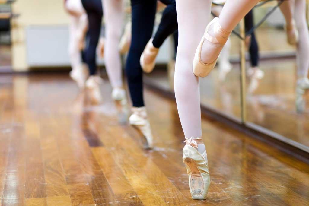 Clases de ballet madrid retiro