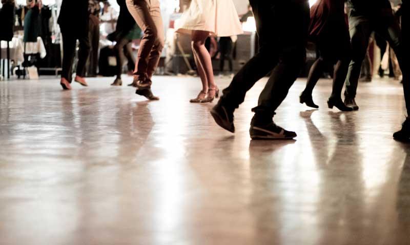 Clases de bailes de salón madrid retiro