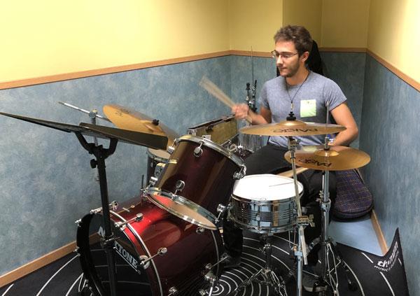 Clases bateria y percusión madrid